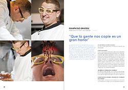 """的Gianpaolo格拉齊奧利文章預覽 - """"讓人們複製我們來說是一個巨大的榮譽"""""""